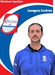 Lasagna Andrea - Direttore Sportivo