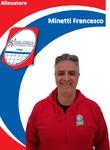 Minetti Francesco - Primo Allenatore