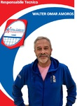 Walter Omar Amoros - Responsabile Tecnico